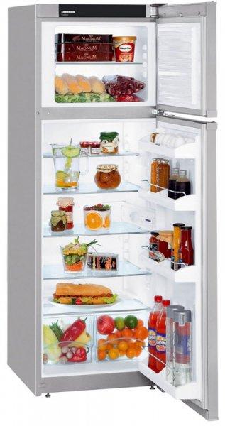 Хладилник с камера Liebherr CTPsl 2921, клас А++, 277 л