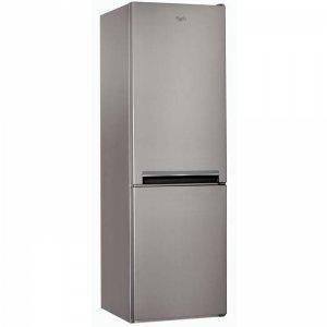 Хладилник с фризер Whirlpool BSNF8101OX, клас А+, обем 319 л