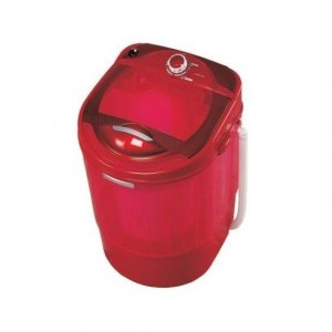 Мини пералня Lamarque LWM 25040, центрофуга, таймер, капацитет 3.5 кг