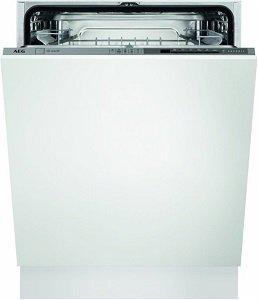 Съдомиялна машина за вграждане AEG FSE53600Z, Клас А+++, 13 комплекта