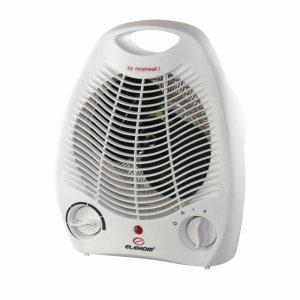 Вентилаторна печка Elekom EK-501, мощност 2000 W, терморегулатор