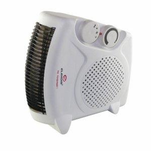 Вентилаторна печка Elekom EK-901, мощност 2000 W, терморегулатор
