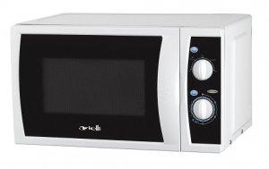Микровълнова печка Arielli MM-720CQL, Мощност 700 W, Обем 20 л, Бял