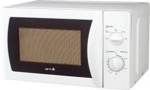 Микровълнова печка Arielli MM-720CPA, Мощност 700 W, Обем 20 л, Бял