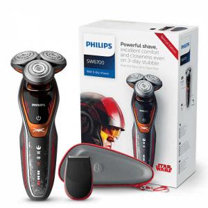 Самобръсначка Philips SW6700/14, Водоустойчивост, работа на батерия 60 мин