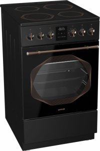 Стъклокерамична готварска печка Gorenje EC53INB