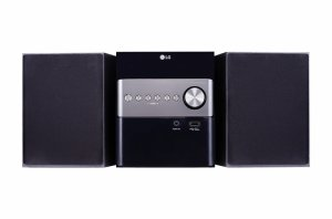 Микро аудио система LG CM1560, Блутут, USB порт, Черна