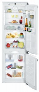 Хладилник с фризер за вграждане Liebherr ICBN 3386