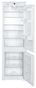 Хладилник с фризер за вграждане Liebherr ICS 3324, Клас А+, Общ обем 274л