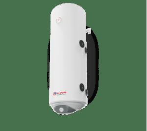 Бойлер Eldom WV08039SR, Обем 80 л, 3 kW, дясна серпентина
