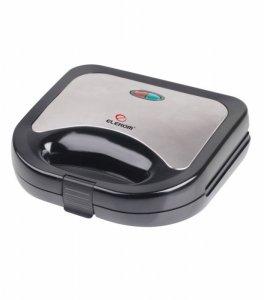 Тостер-сандвич Elekom EK-2061, Мощност 750W, Инокс