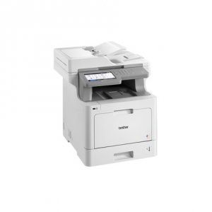 Laser Multifunctional BROTHER MFCL9570CDW, All-in-One Colour Laser Printer, 31 ppm, 2-sided scan 100ipm colour&mono, Optional Ultra high-yield Toner 9000 black&colour, High speed wired&wireless network interfaces, Intuitive 17,6cm colour touchscreen