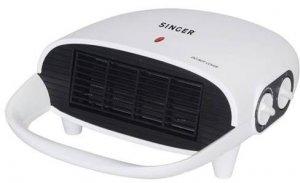 Вентилаторна печка Singer SFH-200 CBA, Мощност 2000 W, за баня