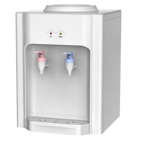 Автомат за вода Muhler WD-14, Мощност 420 W, Водосъдъжател от неръждаема стомана , Бял