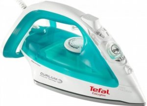 Ютия Tefal FV3951E0, Мощност 2400 W, Резервоар 270 мл, Durilium Technology