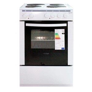 Готварска печка Snaige SEM 40, Енергиен клас A, Бял