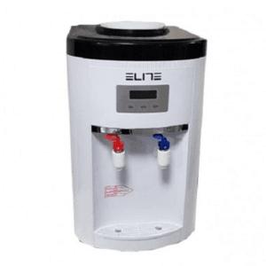 Диспенсър за вода ELITE WDC-1555, Мощност 550 W/90W, Бял