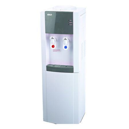 """Автомат за вода Muhler WD 35 L, Kапацитет на охлаждане 2л/час, 5-10℃"""" , Бял"""