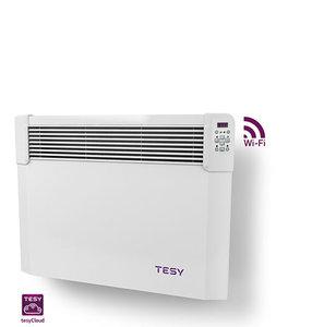 Панелен конвектор Tesy CN 04 100 EIS CLOUD W, 304193, Управление през интернет, Бял