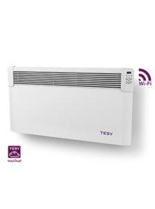 Панелен конвектор Tesy  CN 04 200 EIS CLOUD W, 304195, Управление през интернет, Mощност 2000W, Бял