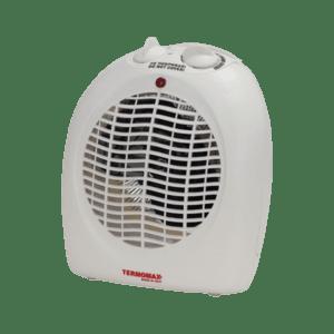Вертикална вентилаторна печка Termomax TR 10314, Мощност 2000W, Бяла