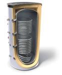 Буферeн съд за отоплителна инсталация с два топлообменника Tesy V15/7 S2 500 75 F42 P6