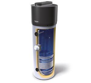 Термопомпен бойлер за битова гореща вода без топлообменник Tesy EVHP 9S 260 60