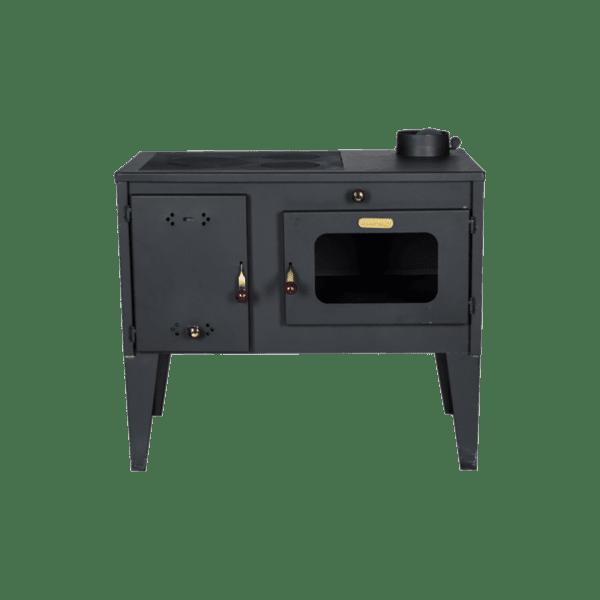Готварска печка на твърдо гориво Diplomat Тангра
