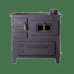 Готварска печка на твърдо гориво Termomax Елегант