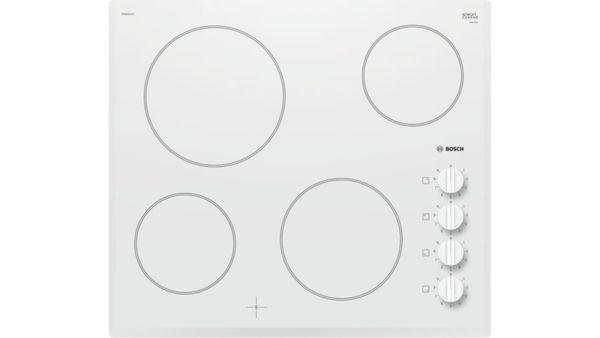 Стъклокерамичен плот за вграждане Bosch PKE652CA1E