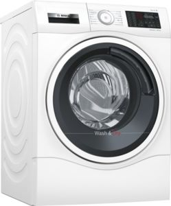 Перална със сушилня  Bosch WDU28540EU, Капацитет 10 кг пране - 6 кг сушене, Клас А