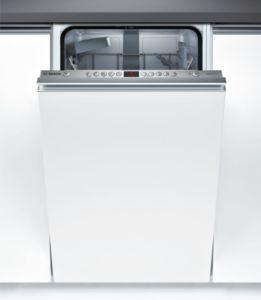 Съдомиялна за пълно вграждане Bosch SPV45CX01E , Капацитет 9 комплекта , Клас А+