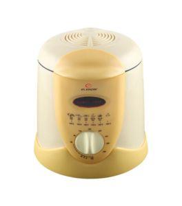 Фритюрник Elekom EK-287 L , Мощност 840 W , жълт
