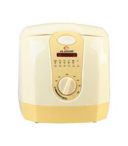 Фритюрник Elekom EK-417 , Мощност 840 W , жълт