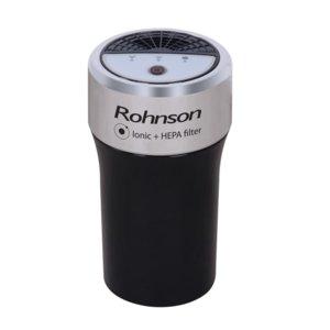Пречиствател за въздух за автомобил Rohnson R 9100, 4W, йонизиране на въздуха