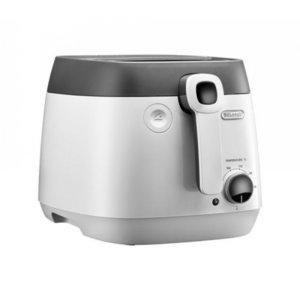 Фритюрник DeLonghi FS 6025, Мощност 1800 W, Вместимост на мазнина 2.4 л