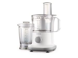 Кухненски робот Kenwood FPP220, 750W, 2 скорости+пулс, Бял