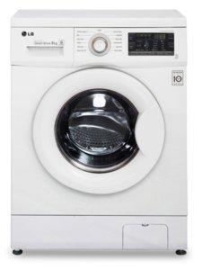 Пералня с предно зареждане LG FH2J3TDN0, Клас А+++, 1200 оборота, 8 кг, Бяла