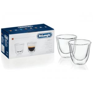Комплект чаши за еспресо DeLonghi