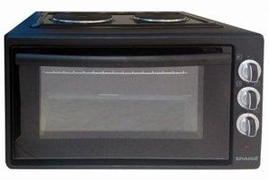 Мини готварска печка Snaige SNM-4202RBL