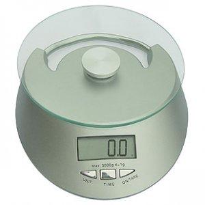Кухненска везна Sapir SP-1651-D, капацитет 5 кг, автоматично изключване