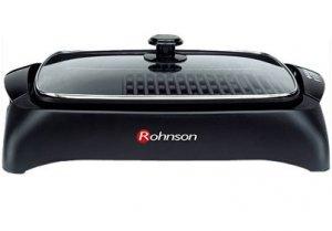 Скара грил Rohnson R 250, Мощност 2200 W, тефлоново покритие