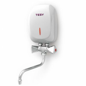 Проточен бойлер Tesy IWH 50 X02 KI, 5 kW, бял, 301661