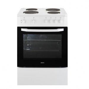Готварска печка Beko CSE 66000 GW, Обем 65 л, Клас А, Бял