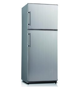 Хладилник с камера Мidea HD496FWNS, клас А, NoFrost