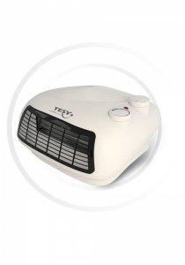 Вентилаторна печка Tesy HL 240 H BG, 2400 w, бял