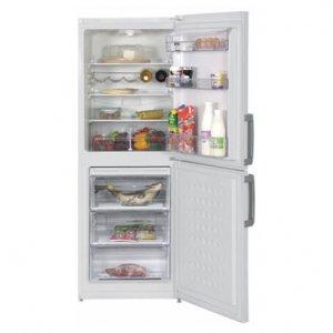 Хладилник с фризер Beko CS 230020, обем 321 л, клас А+