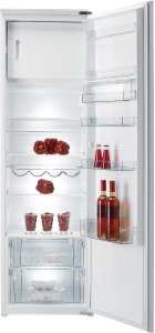 Хладилник за вграждане Gorenje RBI4181AW, клас А+, обем 301 л