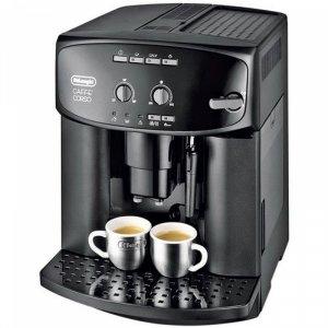 Кафеавтомат Delonghi ESAM 2600, Еспресо, 1350 W, 15 бара, Черна