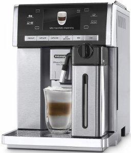 Кафеавтомат Delonghi ESAM 6900, Еспресо, 1350 W, 15 бара, Черна/Сива